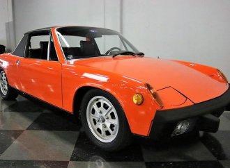 Finally appreciated Porsche 914
