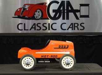 42 pedal cars add sizzle to GAA Classic Cars auction
