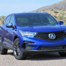 Mighty high-tech Acura RDX, new and transformed for 2019