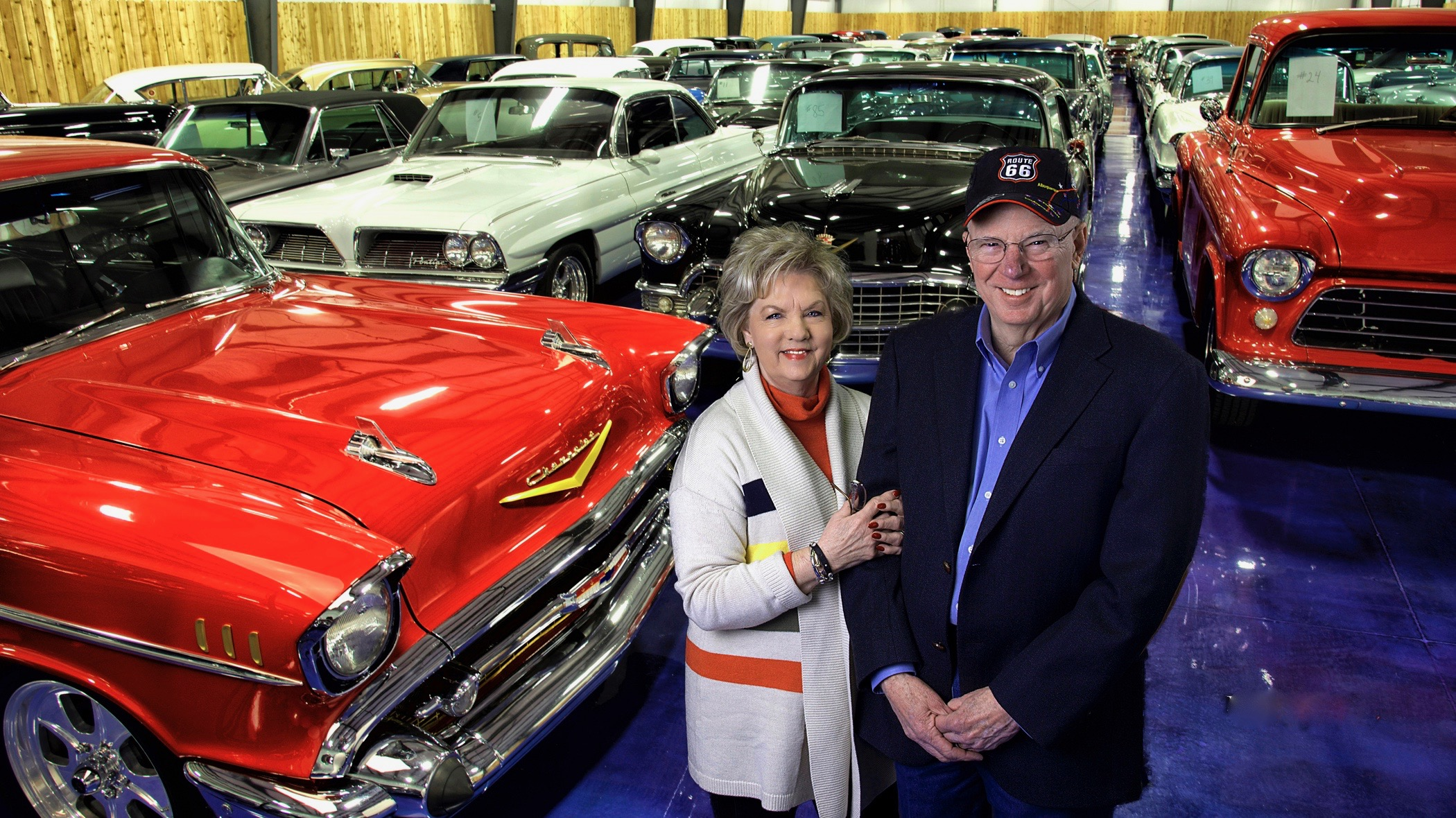 52 Cars From Bill S Backyard Classics Will Cross Mecum Auctions