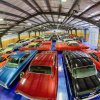 52 cars from Bill's Backyard Classics will cross the block in Dallas