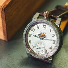 Reborn Harley-Davidson watch to be sold at auction