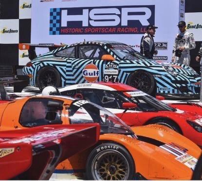 Historic Sportscar Racing sets 2019 vintage racing calendar