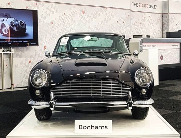 Bonhams' Zoute auction boasts record prices