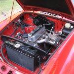 MGB_engine above