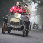 More than 400 pioneering cars will be on the hallowed road from London to Brighton 1
