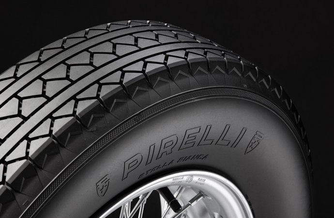 Pirelli brings back its cross-ply tire for classic vehicles