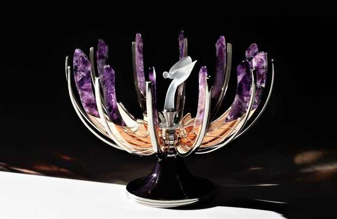Rolls-Royce Fabergé Egg gives new meaning to opulence