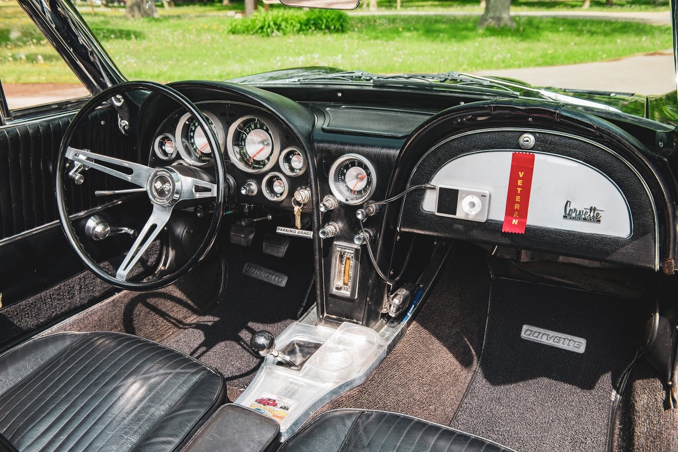 Corvette, This isn't a typo: '63 Corvette roadster at 565,000 miles, and counting, ClassicCars.com Journal