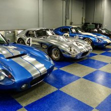 Original Venice Crew will build for Shelby Legendary customers