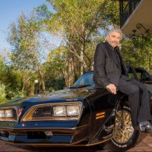 An 85-year-old woman owns the car that inspired the Bandit's Trans Am