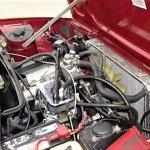 Triumph TR7 engine