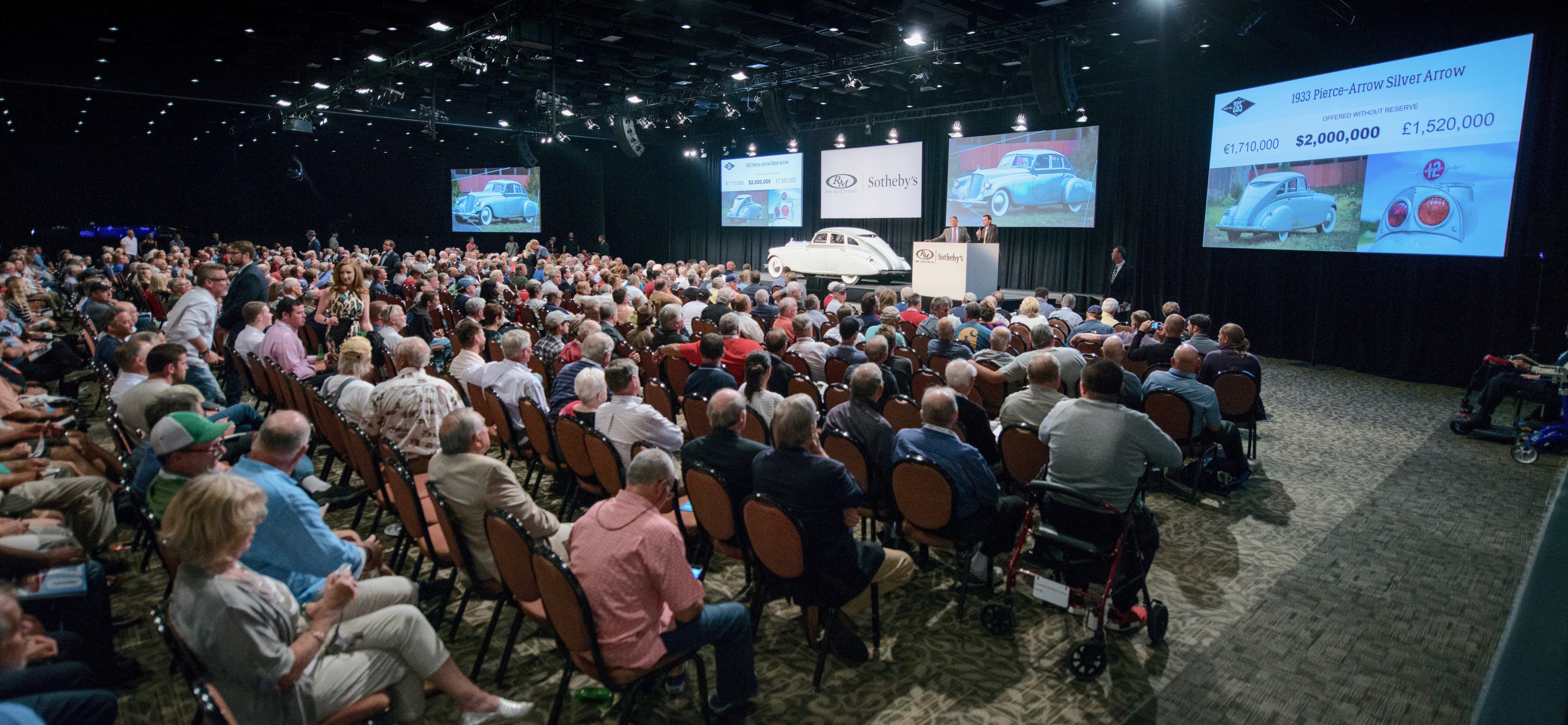 Hershey, American classics dominate RM auction at Hershey, ClassicCars.com Journal