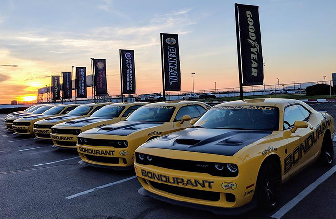 The Bob Bondurant School of High Performance Driving filed for Chapter 11 bankruptcy protection on Tuesday, a spokesman confirmed. | Instagram photo/@bondurantschool