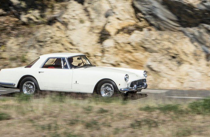 1960 Ferrari 250 GT coupe is top seller at Bonhams auction in Italy