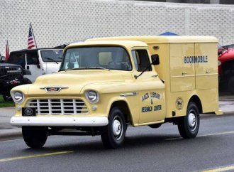 AACA's restored bookmobile featured at massive Hershey car meet