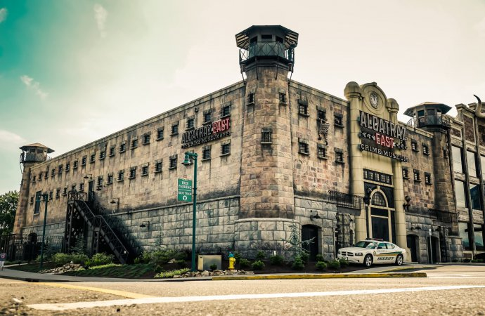 'Crime cars' featured at Alcatraz East museum