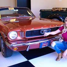 Driven: Back to pony car roots in a 1966 Ford Mustang convertible