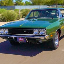 Driven: Rare, low-mileage 1969 Dodge Charger 500 shows off racing history