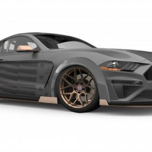Ford teases 5 custom Mustangs racing into SEMA