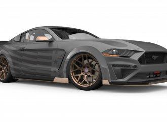 Ford teases 5 custom Mustangs racing into SEMA