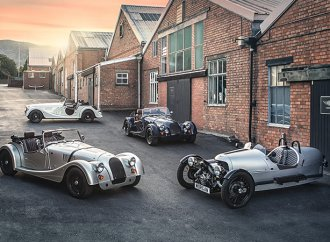 Morgan introduces special models to celebrate its 110th anniversary