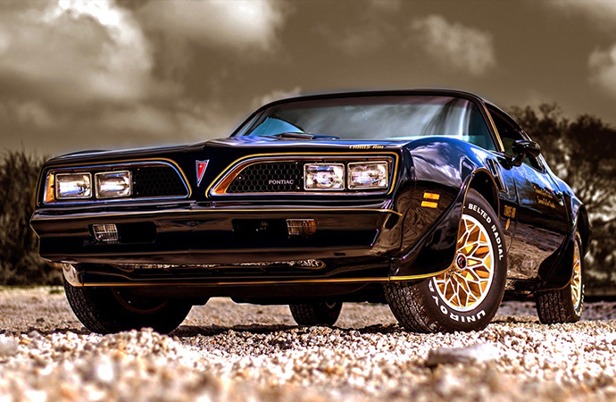 Car that inspired 'Smokey and the Bandit' Trans Am heading to auction