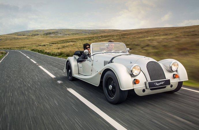 The Morgan Motor Company Roadster