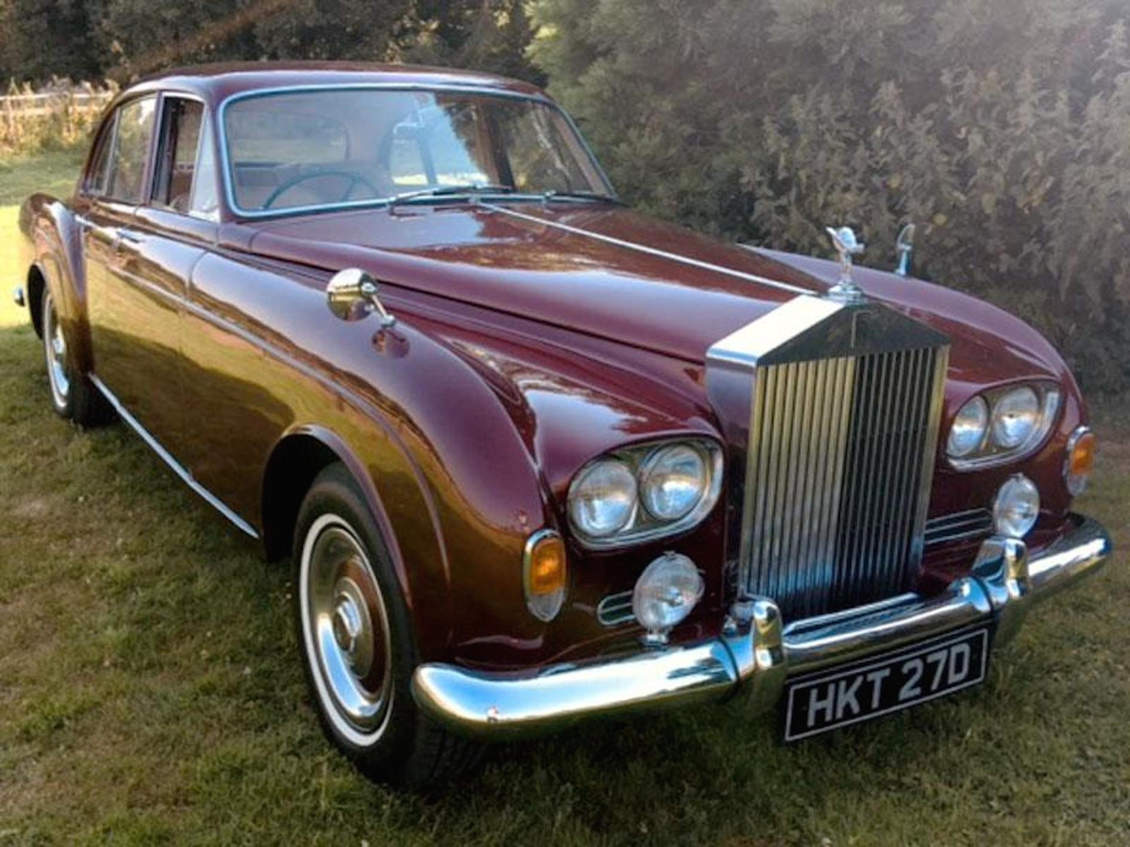 Roger Daltrey, Two classic cars owned by Who frontman Roger Daltrey heading to auction, ClassicCars.com Journal