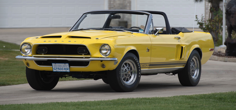 140-car collection headed to Mecum's Las Vegas auction