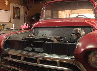 Classic Chevy pickup stolen in California found three years later in Mexico