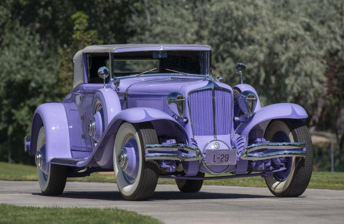 140-car collection headed to Mecum's Las Vegas auction