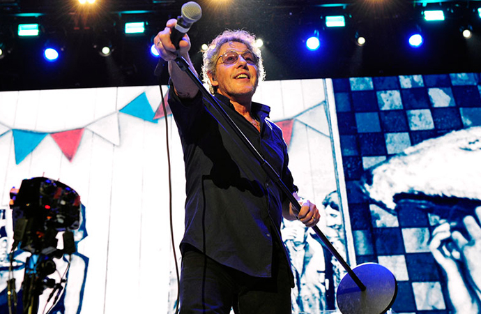 They're no magic bus, but Who frontman Roger Daltrey is selling two classic cars at upcoming auctions. | The Who photo