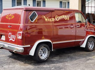 Police may have found Wild Cherry van at center of theft allegations