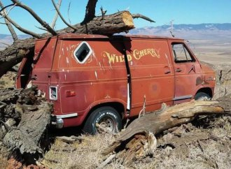 Wild Cherry van restorer accused of stealing vehicle that made him famous