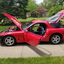One-owner, one-driver '93 RX-7