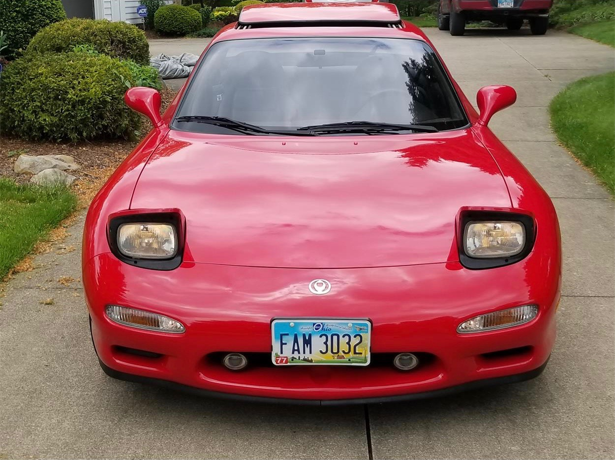 1993 Mazda RX-7, One-owner, one-driver '93 RX-7, ClassicCars.com Journal