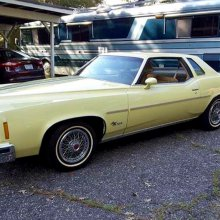 Low-mileage 1977 Pontiac Grand Prix