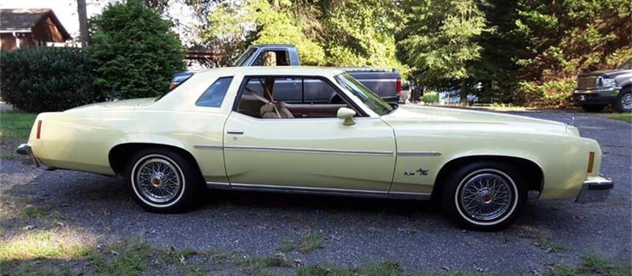 1977 Pontiac, Low-mileage 1977 Pontiac Grand Prix, ClassicCars.com Journal