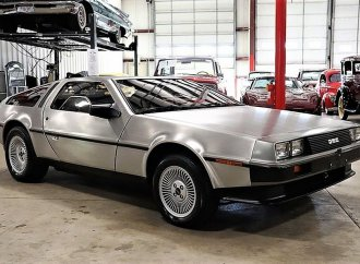 No-mileage DeLorean DMC-12 should have bright future