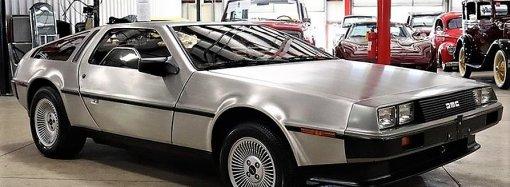 No-mileage DeLorean DMC-12 should have bright future