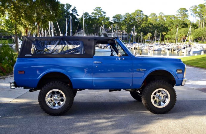 Pick of the Day is first-generation Chevy Blazer
