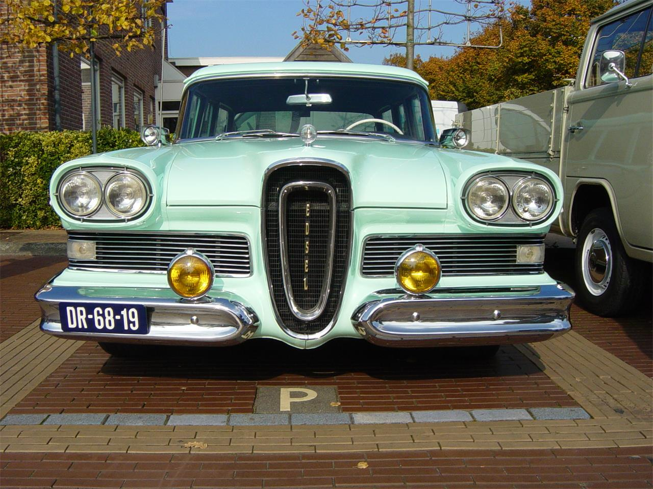 Edsel may have failed in the late 1950s, but they're commanding healthy prices today. | ClassicCars.com photo