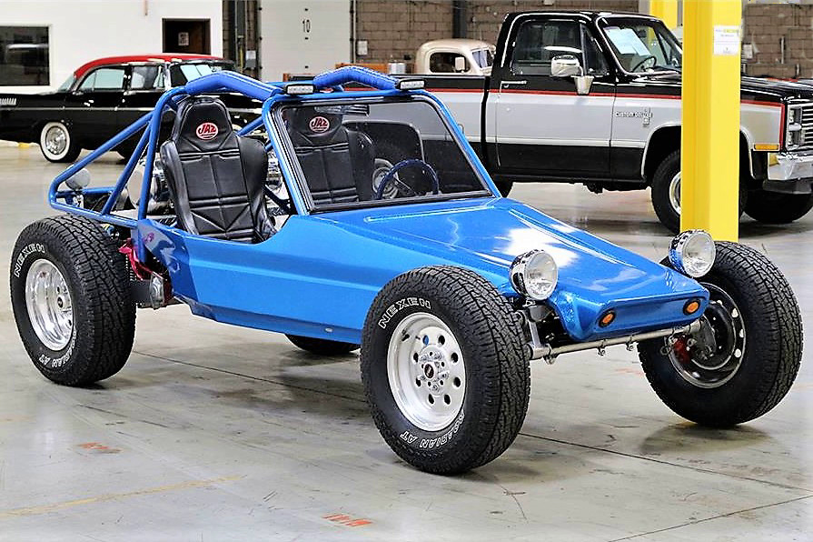 Stripped Down Vw Dune Buggy