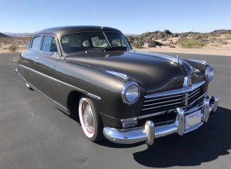 Restored 1949 Hudson Commodore