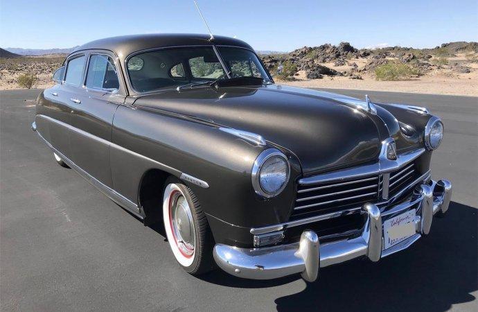 Restored 1949 Hudson Commodore