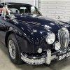 Elegant, sporty Jaguar Mk II sedan