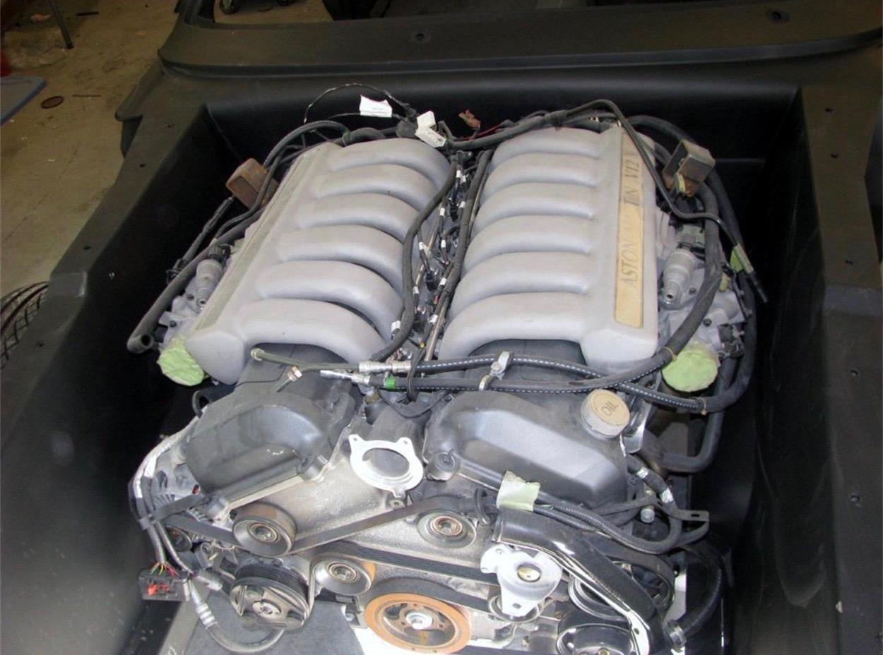 1973 AMX, Aston Martin-powered '73 AMX project, ClassicCars.com Journal