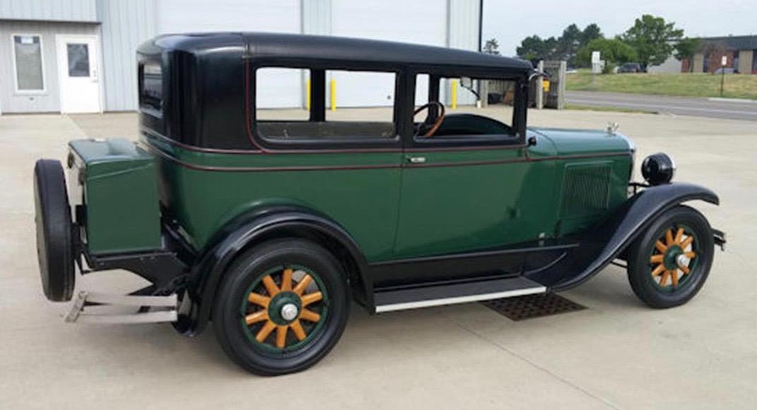 1928 Pontiac Six, 1928 Pontiac Six a dealer-family showpiece, ClassicCars.com Journal