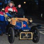 1903 De Dion Bouton-Approaching start line #8442-Howard Koby photo